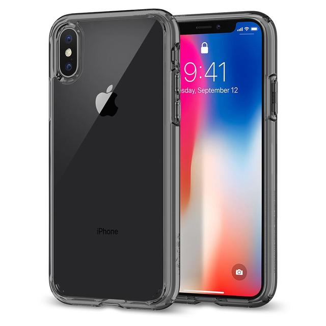 finest selection 1f665 999e5 US $19.99 |100% Original SPIGEN Ultra Hybrid Case for iPhone XS / iPhone  X-in Fitted Cases from Cellphones & Telecommunications on Aliexpress.com |  ...