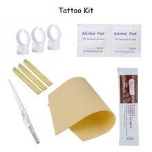Permanent Makeup 3D Micropigment obočí Tattoo Kit / set Obličejové tetování