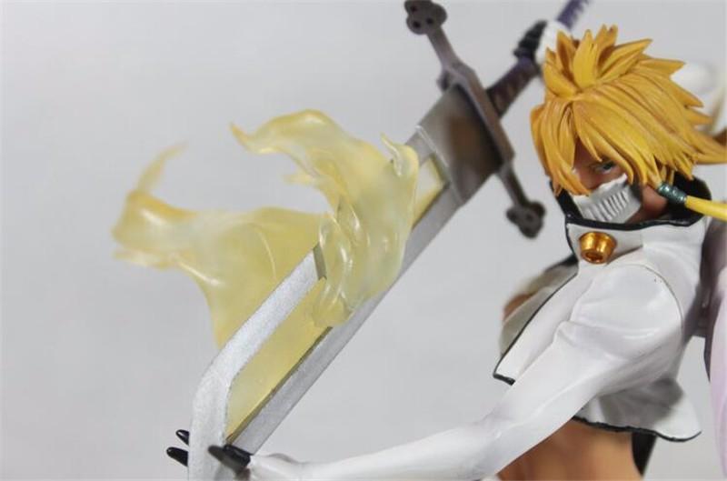 Bleach Tear Halibel PVC action figure