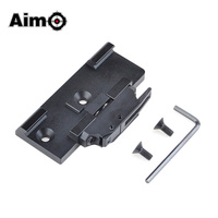 Aim O Tactical Scope rail mount Quick Release Mount for SRS Style 1x38 Red Dot AO1767