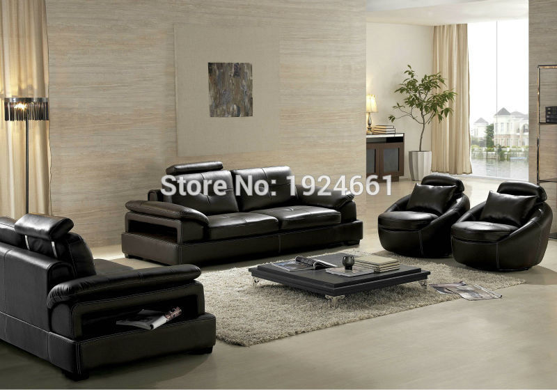 contemporary leather couch 2016 new armchair european style set no sofas for living room bean