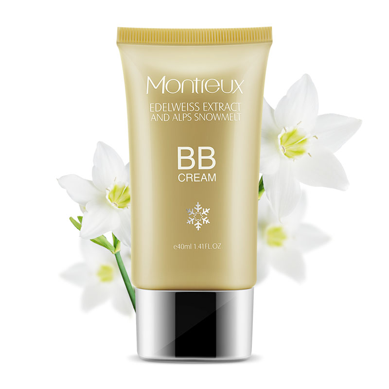 Montreux BB Cream Super Face Care Concealer Shrink Pores Sunscreen Free Shipping 2016 NEW Special Offer Skin Care