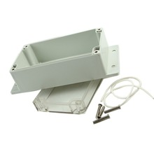 Waterproof 158x90x65mm Clear Plastic Electronic Project Box Enclosure Cover CASE цена и фото