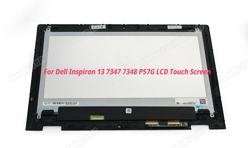 """13.3""""For Dell Inspiron 13 7347 7348 7359 LTN133HL03-201 1920*1080 1366X768 LCD Touch Screen LED Touch digitizer Assembly"""