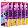 Mio 120 Peças 5 Caixas de Preservativos para Homens Brinquedos Sexuais Espiral de Spike Preservativos Contex Látex Natural Sex Shop Atacado