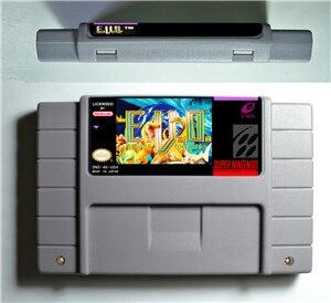 E.V.O. EVO-RPG Game Bateria Salvar Versão DOS EUA