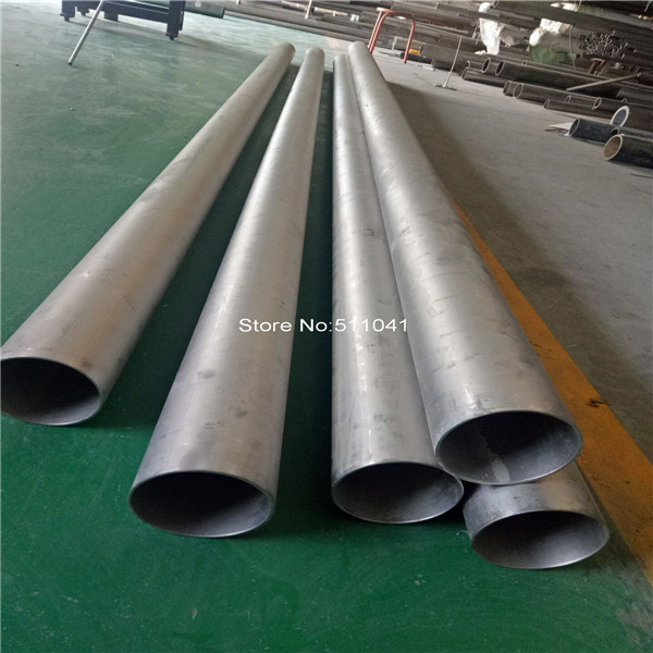 grade2 gr2 TitaniumTube CP titanium pipe 108mm*3 mm*1000mm, free shippinggrade2 gr2 TitaniumTube CP titanium pipe 108mm*3 mm*1000mm, free shipping