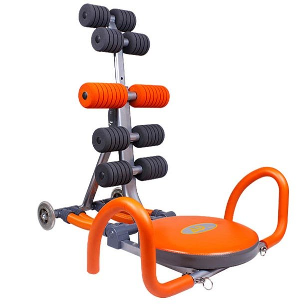 Free ShippingNewAD Abdomen Exercise Machine AB Machines Weight