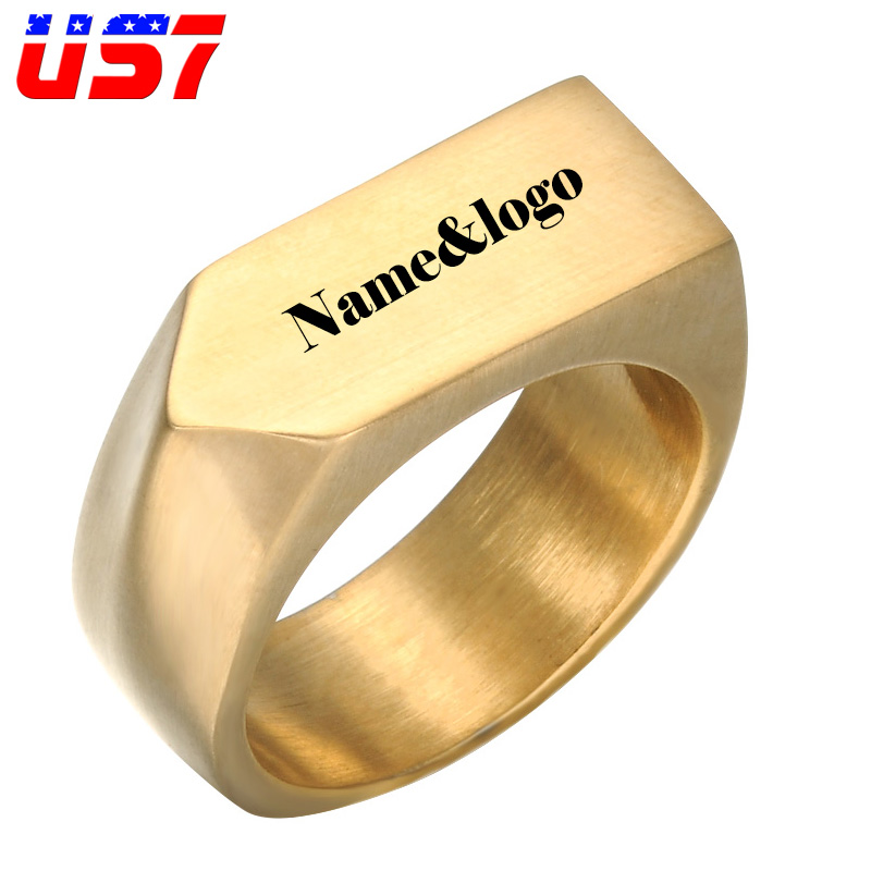 Jewelry & Accessories Silver Color Refreshing And Beneficial To The Eyes Titanium Steel Cross Ring For Men Jewelry Classic Fashion High Quality Polishing Mens Rings Gold