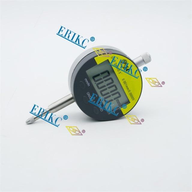 ERIKC Lift Measurement Tool E1024021 Common Rail Fuel Injector Lift Measuring Measuring Scale Multifunction Test Kit