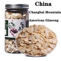 250g 500g Chinese Changbai Mountain American Ginseng Enhances Immunity and Enhances Memory, Xi Yang Shen, Good Quality