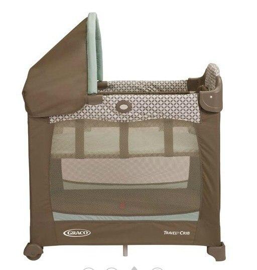 Graco Travel Lite Portable Crib Fenwick Mini Cribs Baby Cribs In