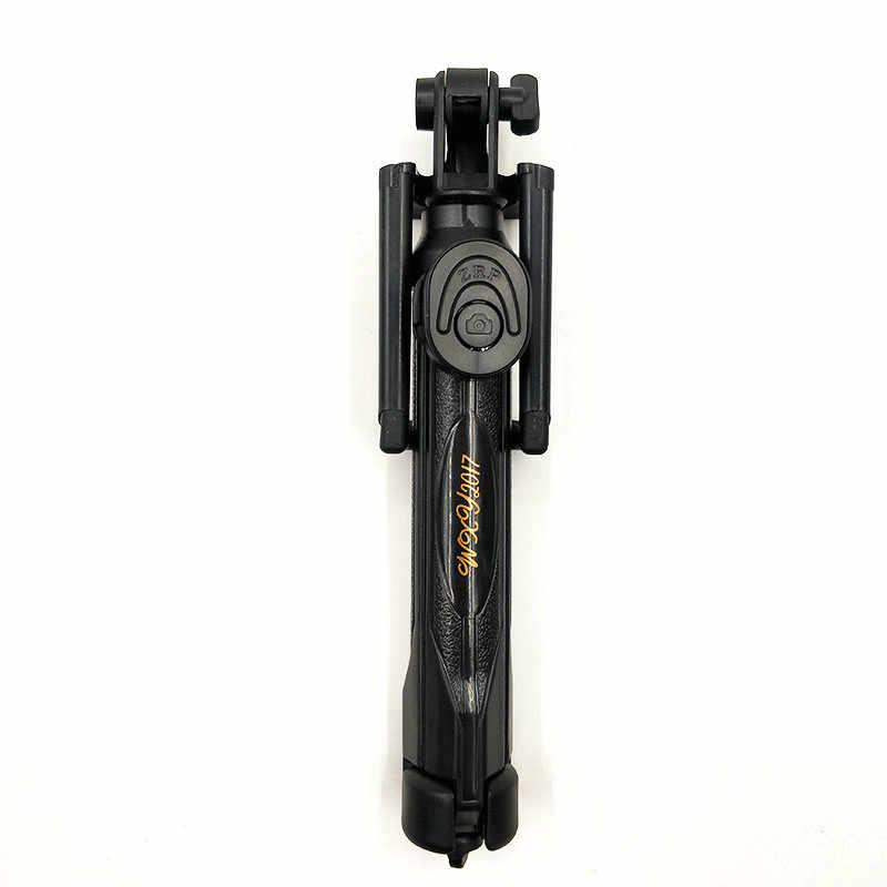 Bluetooth селфи палка мини селфи палка монопод складной 3 в 1 селфи палка штатив Автопортрет с Bluetooth затвора дистанционного управления