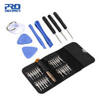 PROSTORMER 1 Set 33 in1 Torx Screwdriver Repair Tool Set For Cellphone Tablet PC Multi-function Small Toys Hand Tools