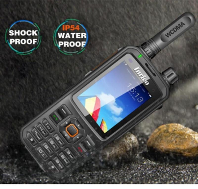 Image 2 - Public network SIM card wifi walkie talkie 3G gps wireless android walkie talkie GPS walkie talkie CB radio-in Walkie Talkie from Cellphones & Telecommunications