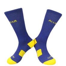 Top Quality Breathable  Football Cotton Socks Soccer Socks Absorb Sweat  Men Sports Durable Long Basketball  Sports Socks