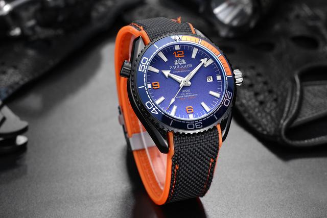 Reloj de Lujo estilo 007