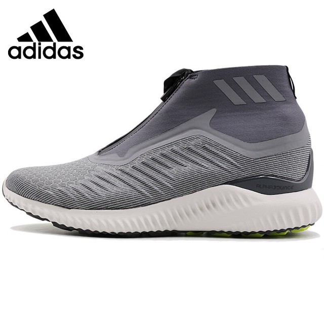 online store e8d1c 1d98e Adidas Alphabounce Zip M Mens Original New Arrival Running Shoes Sneakers