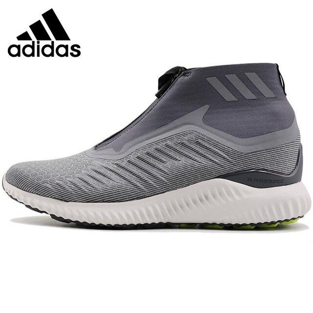 online store 98eec 03626 Adidas Alphabounce Zip M Mens Original New Arrival Running Shoes Sneakers
