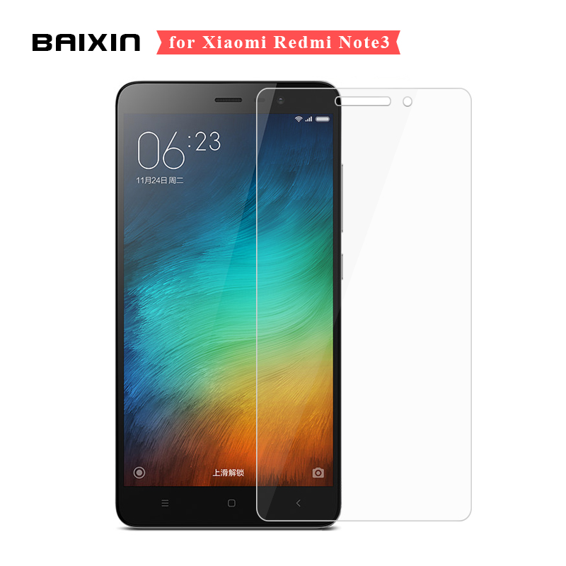 9H 2.5D Screen Protector For Xiaomi Redmi Note 3 Pro Tempered Glass For Redmi Note 3 Pro Prime Phone Case Protectiv
