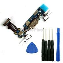 Для Samsung Galaxy S5 G900F Зарядки Зарядное Устройство Разъем Док-Станции Порта Разъем Для Подключения Микрофона Модуль Flex Кабель Ремонт Части С Инструментами