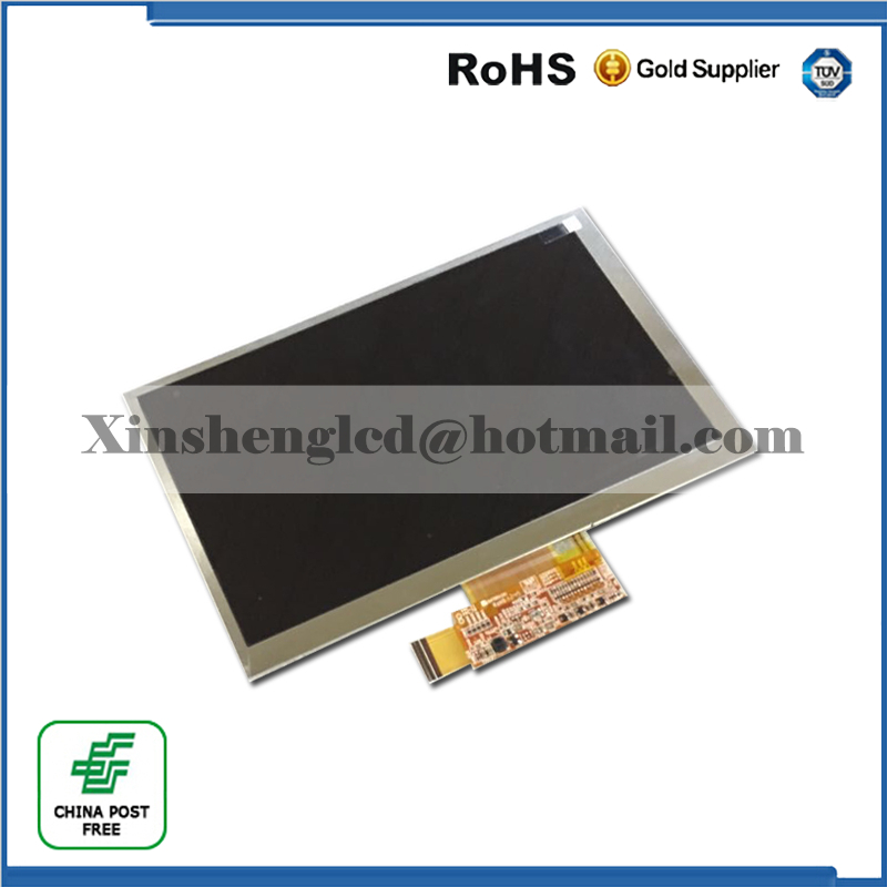 7 Inch LCD Display Panel Screen For Lenovo A7-30 A3300 Monitor Repair Replacement Part Free Shipping