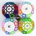 Nueva Dayan Gem Cube VI cubo mágico blanco y negro y primaria IQ Juguetes Educativos Speed educación regalo Juguetes profesional
