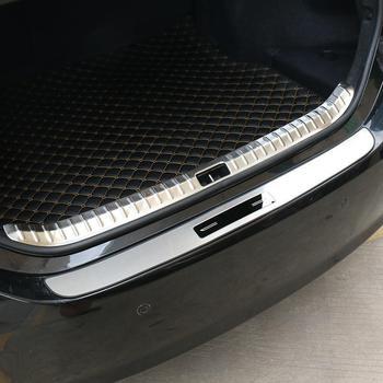 Grade de Painéis traseiros Tronco Exterior Durável Auto Automovil Car Styling Acessórios de Cobre 14 15 16 17 18 PARA Toyota Corolla