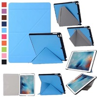 For Apple New Pad 9 7 2017 Case 10 Colors Protective Shockproof PU Leather Cover