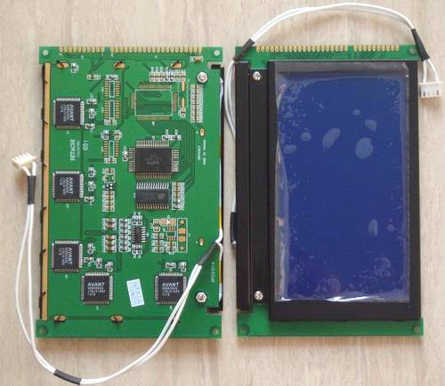 все цены на  SP14N002 LCD Panel Compatible Blue color new  онлайн