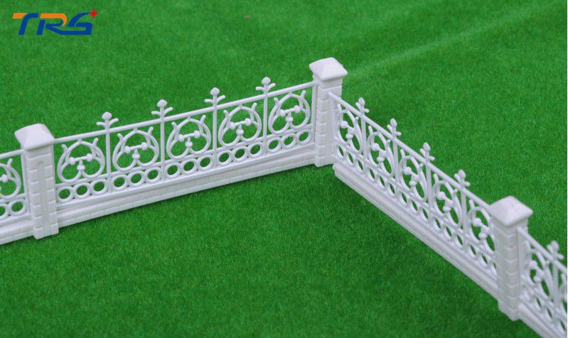model guardrail architectural scale model fence 1 200 scale model garden railing in Model Building Kits from Toys Hobbies