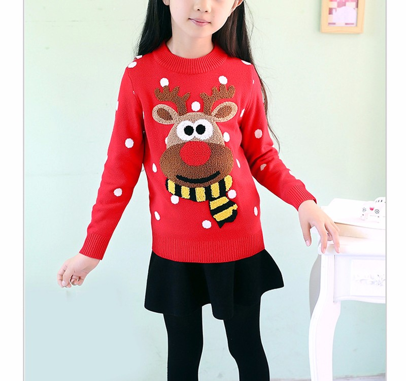 girls cardigan-8