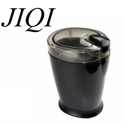JIQI 220V Electric Coffee Spice Grinder Maker Beans Nuts Coffee Mill Stainless Steel Blades Electric Coffee Maker machine electric coffee grinder electrical coffee beans bean grinder 220v coffee mill electric coffee maker machine high quality