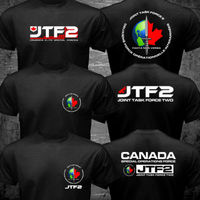 Canada Elite Special Operations Force JTF2 Joint Task Force 2 Logo T shirt
