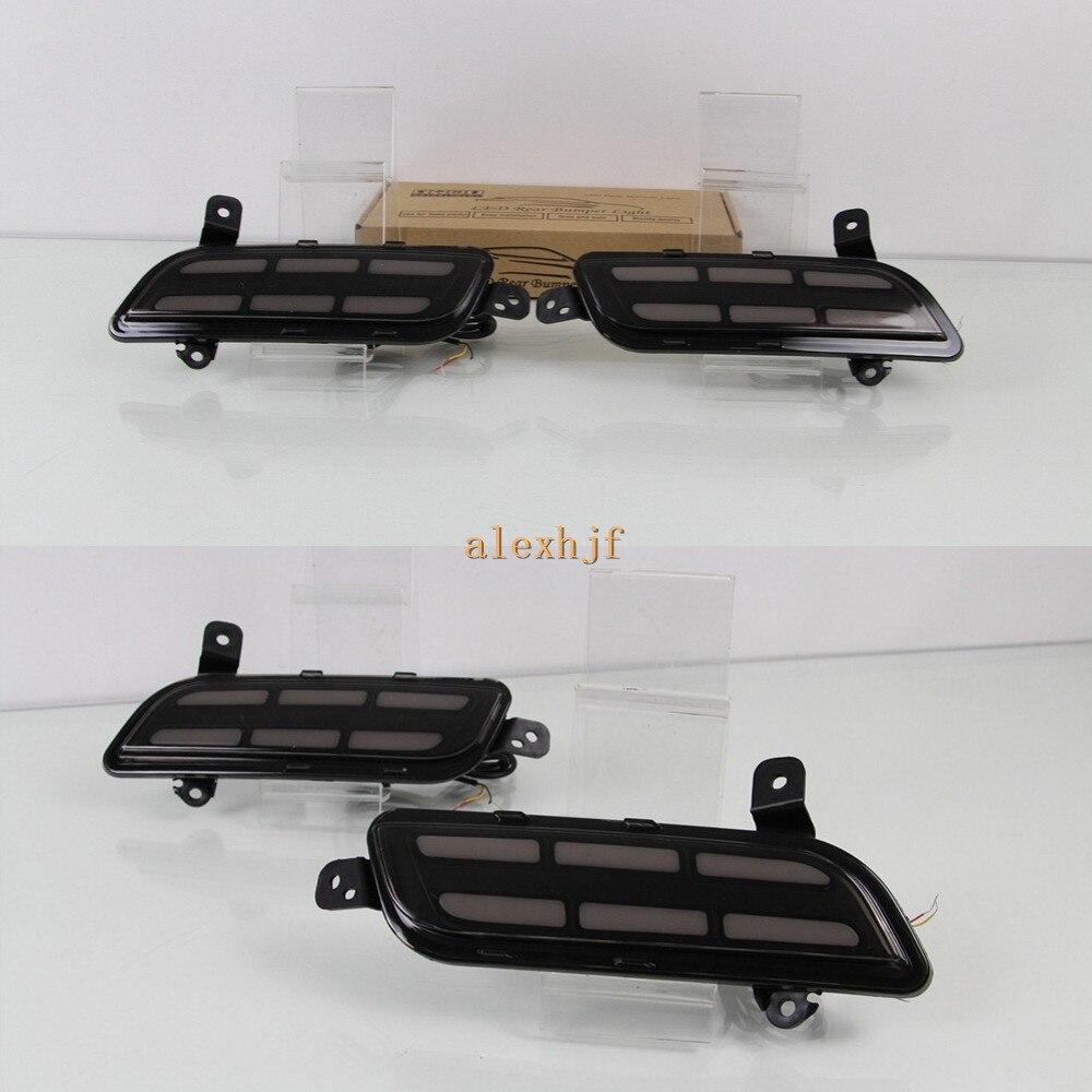 Кинг июля светодиодов световод дневные ходовые свет DRL для Сузуки Витара на 2015-2017, передний бампер желтый поворотники