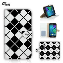Luxury Print Case For Motorola Moto X Style 5 7 Case PU Leather Cell Phone Case