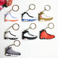 Jordan 9 Key Chain, Sneaker Keychain Key Chain Key Ring Key Holder for Woman and Girl Gifts Porte Clef Sleutelhanger Anillos