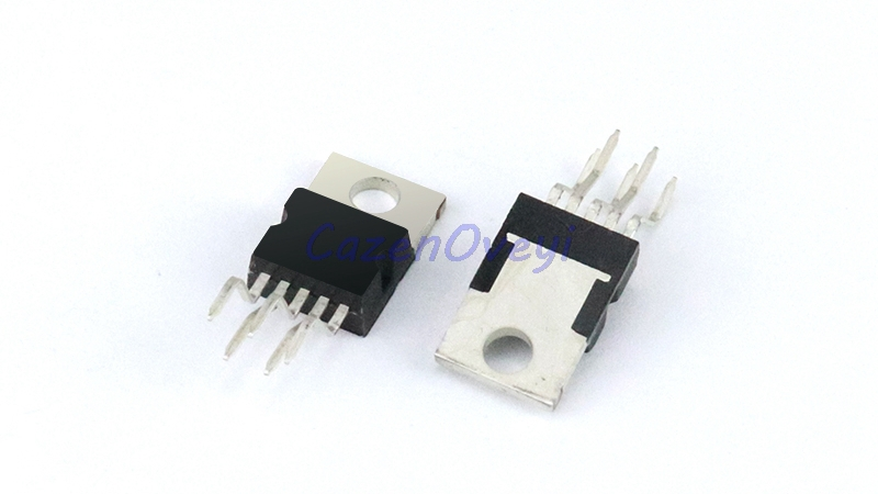 10pcs/lot <font><b>TDA2030</b></font> TO220-5 TDA2030A TO-220 linear audio <font><b>amplifier</b></font> short-circuit and thermal protection IC In Stock image