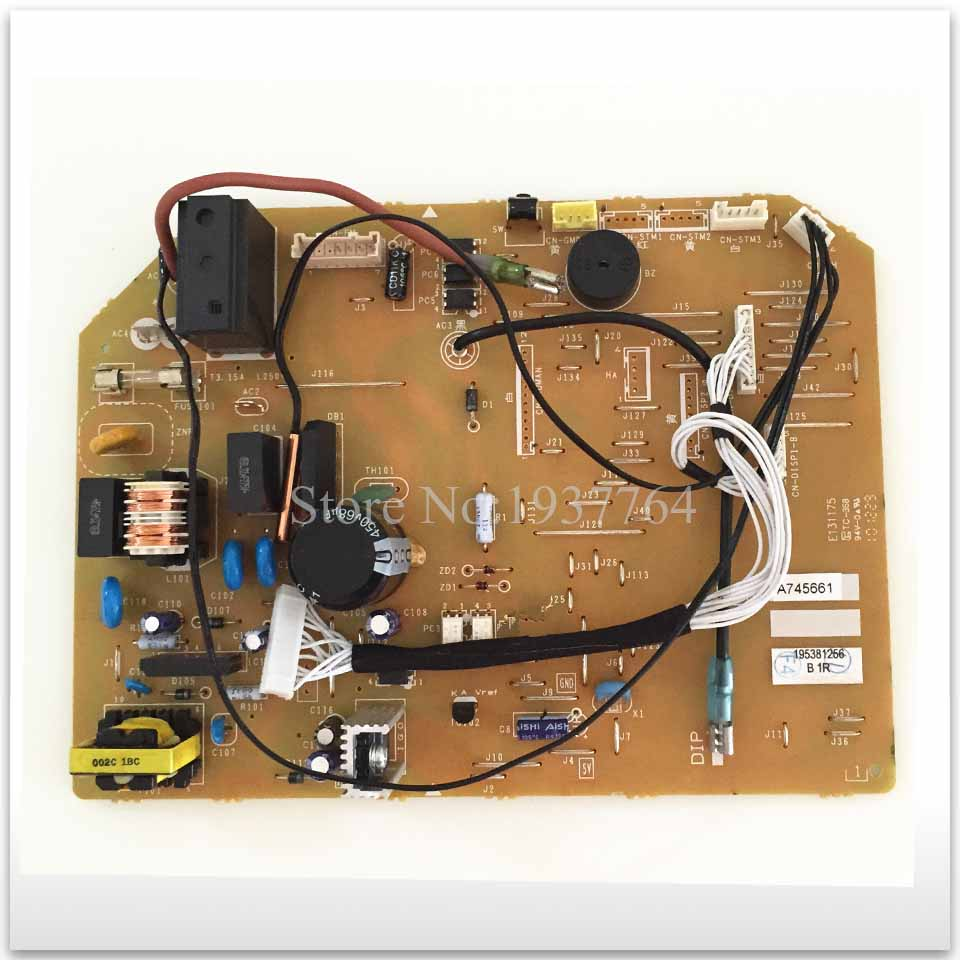 95% new for panasonic Air conditioning board A745661 A745017 A745019 used PC board good working все цены