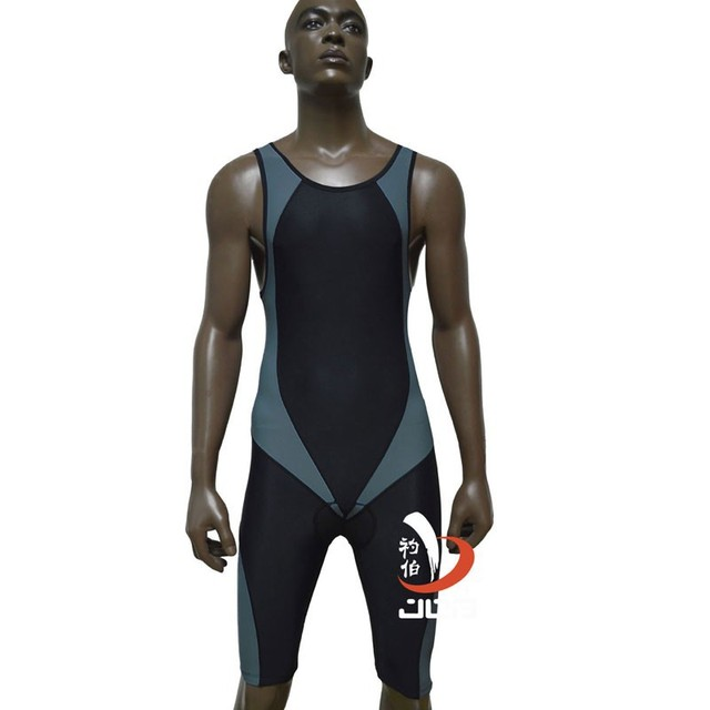 5aa70bf4cab JOB Ironman triathlon swimsuit mens one piece swimwear running cycling wear  sportswear mens racing swimsuits athletic swimwear