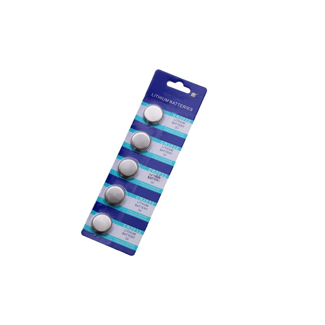 Centechia Top Sale 20pcs Pro CR2032 BR2032 DL2032 SB-T15 EA2032C ECR2032 L2032 CR 2032 Lithium Li-ion 3V Button Coin Battery