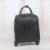 Saco do trole portátil saco de viagem bagagem PU rodas universais de grande capacidade à prova d' água da liga de alumínio saco de viagem de bonde