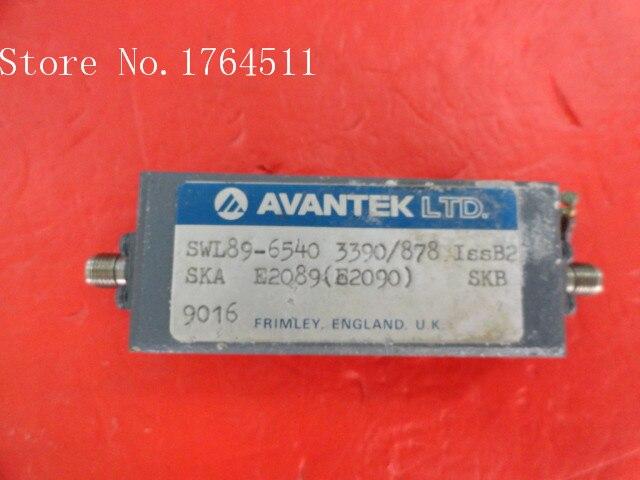 [BELLA] AVANTEK SWL89-6540 15V SMA Supply Amplifier