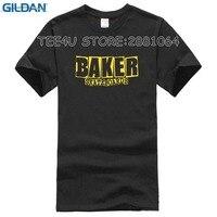 Gildan Tee4U Shirt Designer Men S Design Crew Neck Short Sleeve Baker Skateboards T Shirts
