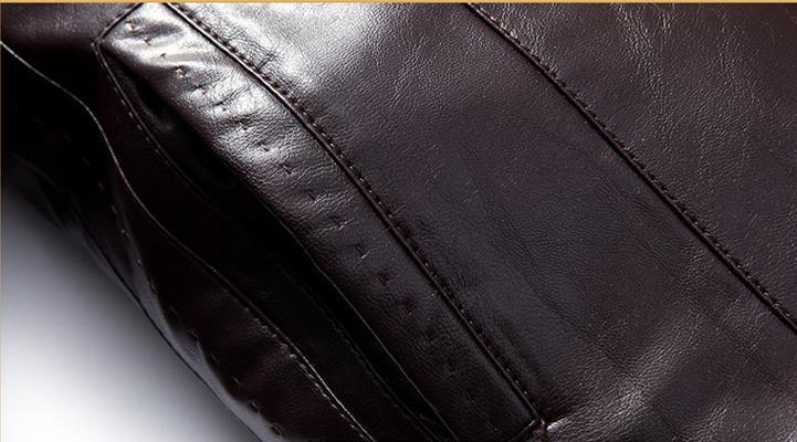 HTB1c1yUacfrK1Rjy1Xdq6yemFXam BATMO 2019 new arrival winter high quality real leather raccoon fur collars trench coat men ,men's winter Wool Liner parkas AL17