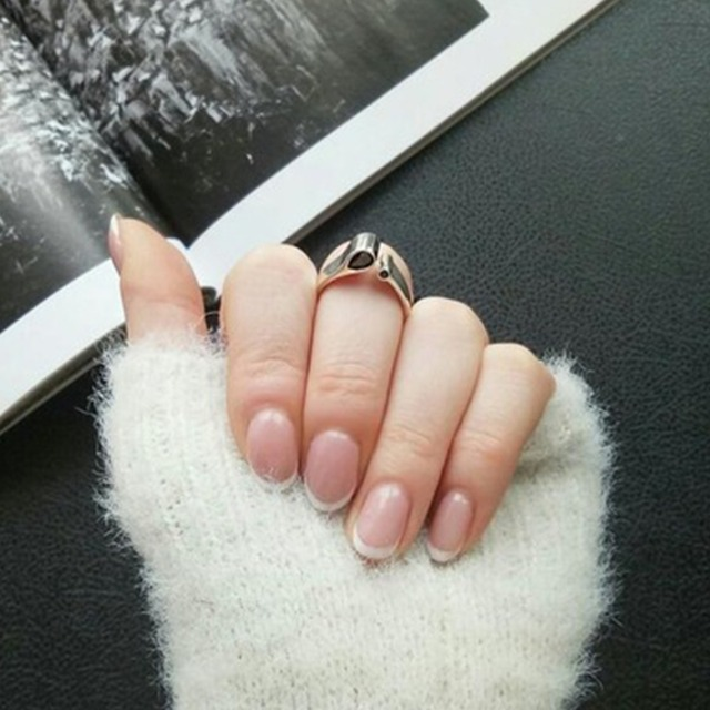 925 Sterling Silver Round Rings Wedding Engagement Opening Ring Silver Wholesale 2018 Fashion Jewelry Best Gifts Say You Say Me