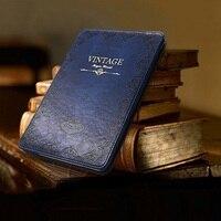 Solque Retro Vintage PU Leather Flip Case For IPad 2 IPad2 Tablet Case 9 7 Inch