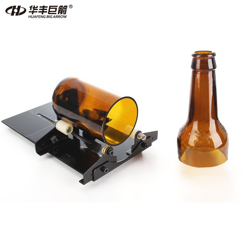Buy huafeng big arrow bottle cutter glass for Glass cutter to make glasses from bottles