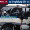 Для Holden Chevrolet Cruze 2008 2009 2010 2011 2015 кожаный Dashmat крышка приборной панели автомобильный коврик Dash коврик от солнца аксессуары