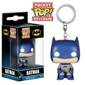 Funko Pop Batman Keychain Marvel Movies Super Hero Figure Avengers Keyring For Christmas Gifts